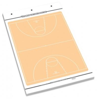 Basketball – Spielfeldblock