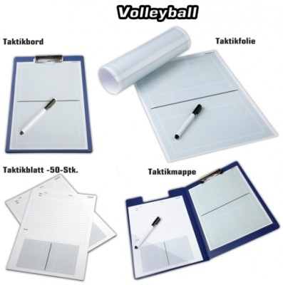Volleyball Taktik Set