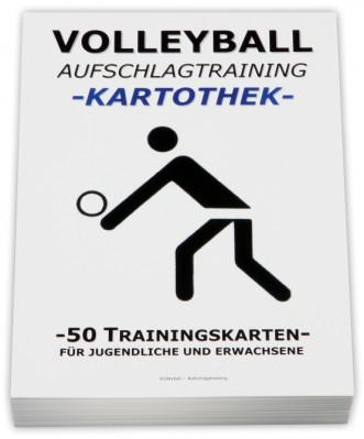 Volleyball – Kartothek Aufschlagtraining