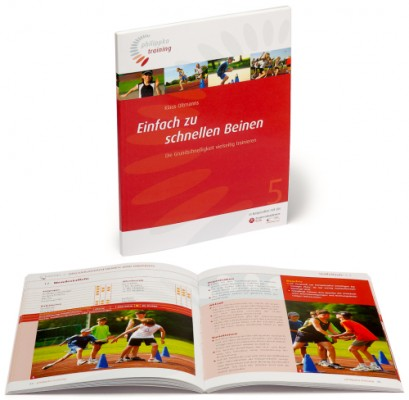Trainingsbuch – Einfach zu schnellen Beinen