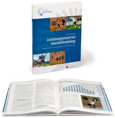 Buch – Leistungsreserve Hanteltraining