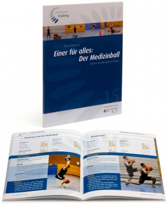 Trainingsbuch – Medizinball
