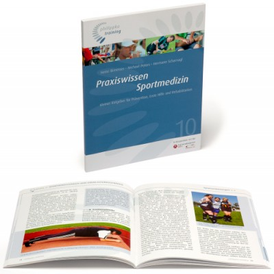 Buch – Praxiswissen Sportmedizin