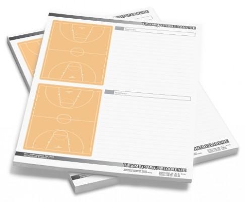 Basketball – DIN A 4 Notizblock