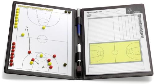 Basketball – Taktikmappe